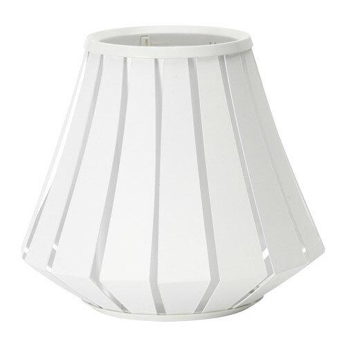 IKEA イケア LAKHEDEN ランプシェード ホワイト 70294768