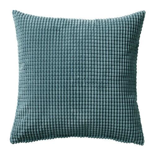 IKEA(イケア) GULLKLOCKA クッションカバー ブルーグレー d90343635