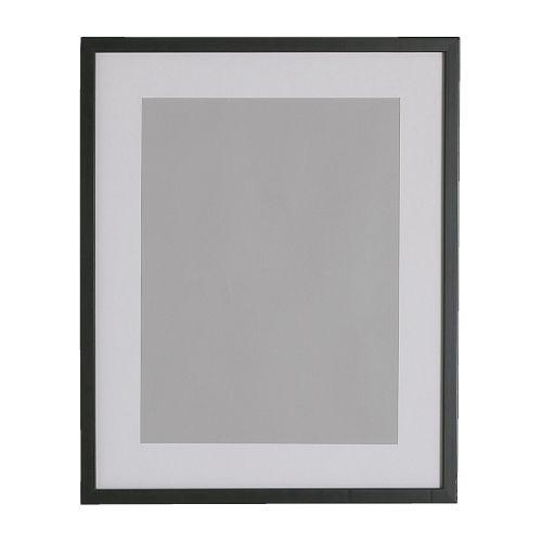 IKEA(イケア) RIBBA フレーム ブラック 50191865