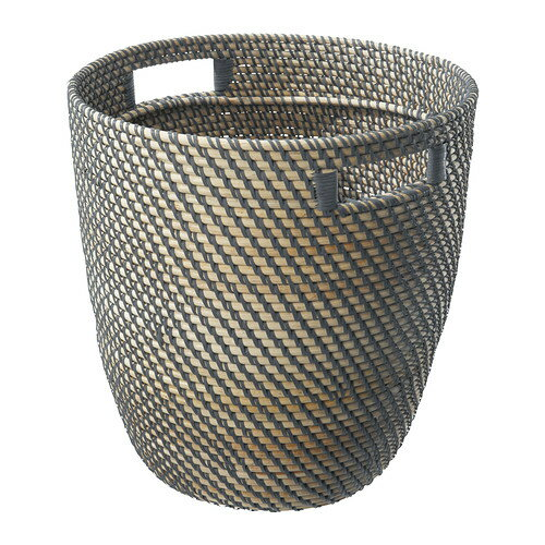 IKEA(イケア) RAGKORN 鉢カバー 籐 d20407560