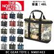 ノースフェイス THE NORTH FACE BCギアトートL BC GEAR TOTE L nm81463【NF-BAG】 即日発送