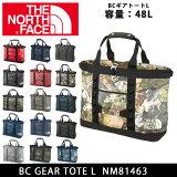 �Ρ����ե����� THE NORTH FACE BC�����ȡ���L BC GEAR TOTE L nm81463��NF-BAG��