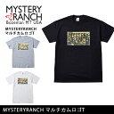 MysteryRanch ミステリーランチ Tシャツ MR マルチカムロゴT 19761111 myrnh-151 即日発送
