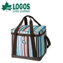 ロゴス LOGOS ストライプクーラーM(10mm断熱)/81670710【LG-COTN】