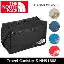 【全品カードで+7倍】ノースフェイス THE NORTH FACE ポーチ トラベルキャニスターS Travel Canister S NM91608 【NF-...