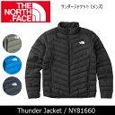 ノースフェイス THE NORTH FACE サンダージャケット(メンズ) Thunder Jacket NY81660 【NF-OUTER】 ジャケット