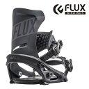 2020 FLUX フラックス DS Black 【日本正規品/アウトドア/バインディング/メンズ】