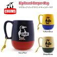 チャムス chums マグカップ ビッグラウンドキャンパーマグ Big Round Camper Mug 正規品 ch62-1000【雑貨】 即日発送