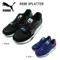 pj358628【PUMA/プーマ】スニーカーR698SPLATTER358628