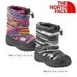 ノースフェイス ヌプシ THE NORTH FACE ブーツ キッズ ユースヌプシブーティーウールラックス Youth Nuptse Bootie Wool Luxe nfj51580【NF-FOOT】【NF-KID】