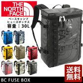 2016SS 新作 ノースフェイス THE NORTH FACE バックパック BCヒューズボックス BC FUSE BOX NM81630