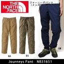 ノースフェイス THE NORTH FACE パンツ ジャーニーズパンツ(メンズ) Journeys Pant NB31651【NF-BOTTOM】 即日発送