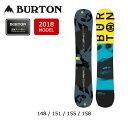 2018 BURTON バートン スノーボード 板 ネームドロッパー NAME DROPPER 【板】 MENS メンズ align=