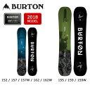 即日発送 2018 BURTON バートン スノーボード 板...
