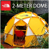 THE NORTH FACE ノースフェイス 2-Meter Dome 2メータードーム NV21400 【キャンプ/ベーステント/極地用/8名】の画像
