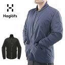 HAGLOFS/ホグロフス Almo Jacket Men 603606 【ジャケット/防水性/防風性/保温性】 【clapper】