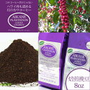 【焙煎挽豆】アイカネ・プランテーション カウコーヒー 8oz(227g) 100%カウコーヒー A