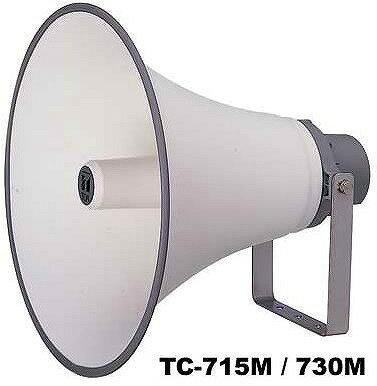 ホーンスピーカー 30W トランス付 TC-730AM TOA スピーカー ホーンスピーカー 30W トランス付 05P01Oct16