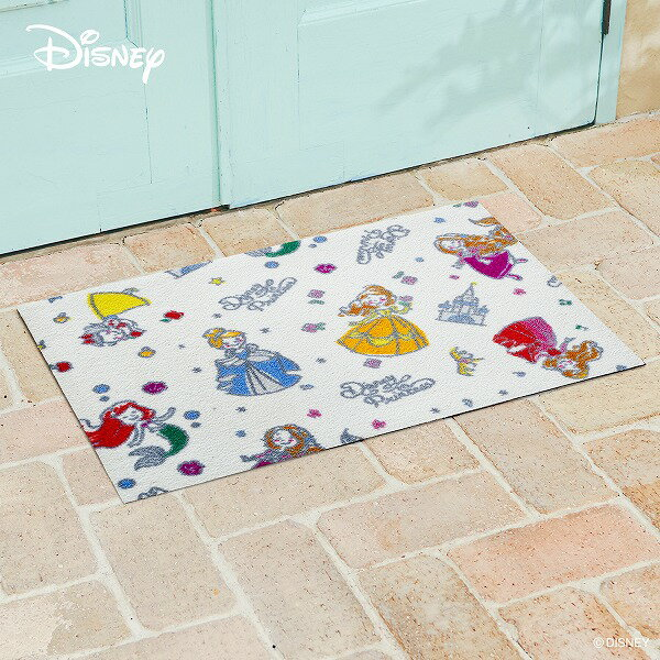 Disney Mat Collection プリンセス