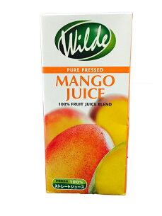 ワイルド ストレート ジュース マンゴー