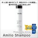 モンドセレクション銀賞受賞!【Amilio / アミリオール】美容師がこだわってつくったシャンプー 300ml