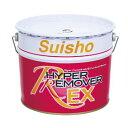 スイショウ ハイパーリムーバーEX(12L) 【業務用 強力濃縮ワックス剥離剤】
