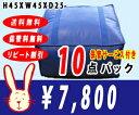 【送料無料】宅配クリーニング 保管 10点パック