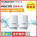 【300円OFFクーポン対象】[HGC9S2--2]HGC9S 2本セット 訳あり品 三菱ケミカル クリン