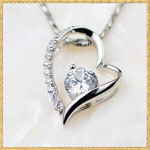【楽天ランキング1位】マドンナ オープンハート ネックレス ネックレス レディース ジュエリー アクセサリー 誕生日 結婚記念・・・