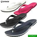 ショッピングクロックス クロックス crocs crocband frip 11033 クロックバンド フリップ トング ビーチサンダル 001 100 410 6X0 レディース/メンズ