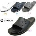 ショッピングcrocband クロックス crocs Crocband III Slide 205733 クロックバンド 3.0 スライド 02S 07I 103 462 ビーチサンダル レディース/メンズ