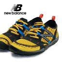 ニューバランス New Balance MT10YY トレイル ランニングシューズ 黄 メンズ