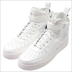 NIKE(ナイキ) SPECIAL FIELD AIR FORCE 1 MID (エアフォースワン)(スニーカー)(シューズ) IVORY/IVORY-IVORY AA6655-100 291-002275-280+