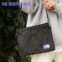 ザ ノースフェイス パープルレーベル THE NORTH FACE PURPLE LABEL Small Shoulder Bag ショルダーバッグ BLACK ブラック メンズ 【新品】 NN7757N 275000185011