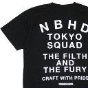 新品 ザ・コンビニ THE CONVENI x ネイバーフッド NEIGHBORHOOD 19SS CONVENI/C-TEE.SS Tシャツ BLACK ブラック 黒 メンズ 2019SS 新作