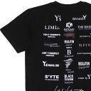 【14:00までのご注文で即日発送可能】 新品 ヨウジヤマモト Yohji Yamamoto x ニューエラ NEW ERA 20SS S/S Cotton Tee Tシャツ BLACK ブラック 黒 メンズ 2020SS 新作