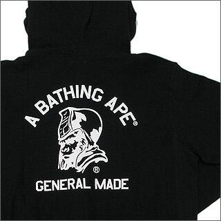 A Bathing Ape Black A BATHING APE  APE  GENERAL