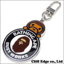A BATHING APE MILO ON BUSY WORKS KEY HOLDER [key ring] 278-000335-011[2030-182-051] -[new article]