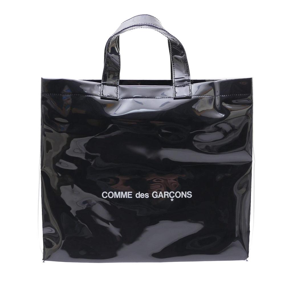 Comme Des Garcons Black Market Shopper Tote Bag Black