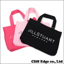 JILL STUART dot logo reversible tote bag S 277-001788-034x [new article]