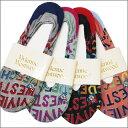 【再入荷しました・4カラー・新作】Vivienne Westwood(ヴィヴィアン・ウエストウッド)アルファベット柄 ローソックス【新品】290-000845-232x