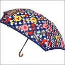 【新作】Vivienne Westwood(ヴィヴィアン・ウエストウッド)オーブチェック 折り畳み傘【新品】BLUE290-000885-014x