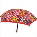 【新作】Vivienne Westwood(ヴィヴィアン・ウエストウッド)オーブチェック 折り畳み傘【新品】RED290-000885-013x