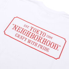 NEIGHBORHOOD(�ͥ��С��եå�)�����٥˥����꡼��BAR/C-TEE.SS(T�����)200-006796-041x�ڿ��ʡ�