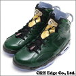 NIKE AIR JORDAN 6 RETRO PURE GREEN/METALLIC GOLD-CHALLENGE RED-BLACK (エアジョーダン)(スニーカー)(シューズ) 384664-350 291-001556-305 191-010157-295+【新品】