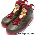 NIKE AIR JORDAN 6 RETRO RAW UMBER/TEAM RED/METALLIC GOLD-CHALLENGE RED (エアジョーダン)(スニーカー)(シューズ) 384664-250 291-001555-296 191-010169-295+【新品】【smtb-TD】【yokohama】