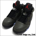NIKE AIR JORDAN 5 RETRO [ジョーダン][スニーカー][シューズ] SEQUOIA/FIRE RED-OLIVE-BLACK 626971-350 191-003930-315x