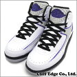 NIKE AIR JORDAN 2 RETRO WHITE/DARK CONCORD-BLACK-WOLF GREY (エアジョーダン)(スニーカー)(シューズ) 385475-153 291-001536-280 191-004249-310+【新品】