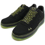 NIKE x KAWSAIR FORCE 1 LOW SUPREMECOLOR:BLACKxNEON YELLOW SIZE:27.0cm[☆★]