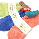 【再入荷しました・3カラー・新作】Vivienne Westwood(ヴィヴィアン・ウエストウッド)パイルショートソックス【新品】290-000842-234x